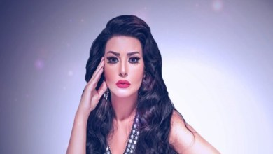"Photo of "" نشاز "" سمية الخشاب في حفل بالعراق يثير سخرية واسعة ( فيديو )"