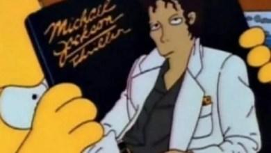Photo of منتج مسلسل عائلة سيمبسون يلغي حلقة يظهر بها صوت مايكل جاكسون