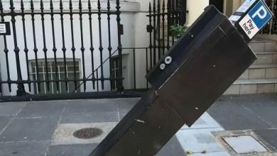 """Photo of لصوص المكانس الكهربائية """" يشفطون """" 160 ألف دولار في لندن"""
