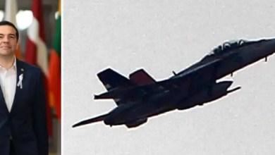 "Photo of سكاي نيوز : مقاتلات تركية "" تتحر. ش "" بطائرة رئيس وزراء اليونان !"