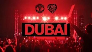 Photo of مانشستر يونايتد يقدم خدمة مجانية لجمهوره في دبي