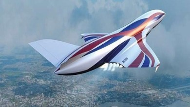 Photo of طائرة جديدة ستنقلك من لندن إلى نيويورك في 60 دقيقة فقط !