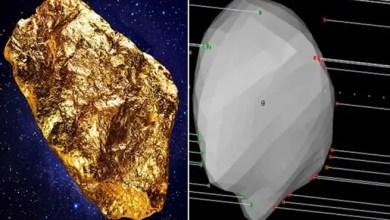 Photo of أفقر من في الأرض سيصبح مليارديراً لو سقط فيها هذا الكويكب ! ( فيديو )