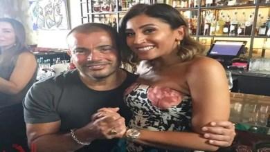Photo of لأول مرة .. دينا الشربيني تعلق على علاقتها مع عمرو دياب ( فيديو )