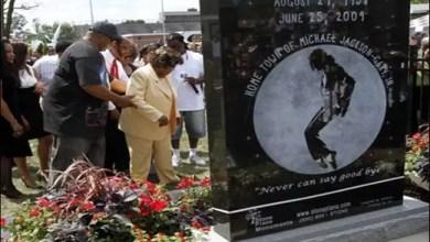 Photo of السبب الحقيقي لدفن مايكل جاكسون في تابوت ذهبي وسط كتلة من الخرسانة