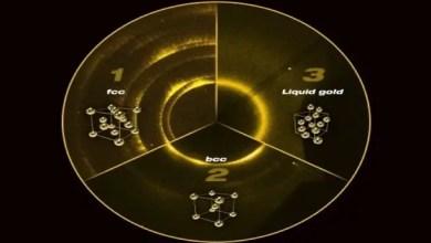 Photo of اكتشاف جديد في الذهب يذهل علماء الفيزياء !