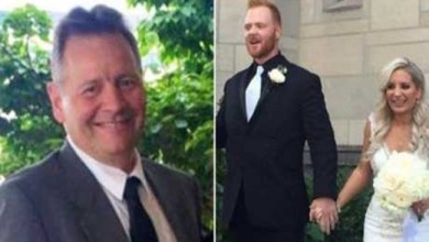 Photo of أب أمريكي ينتحر يوم زفاف ابنته !