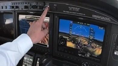 """Photo of نظام جديد يسمح للركاب الهبوط بالطائرة بـ """" كبسة زر """""""