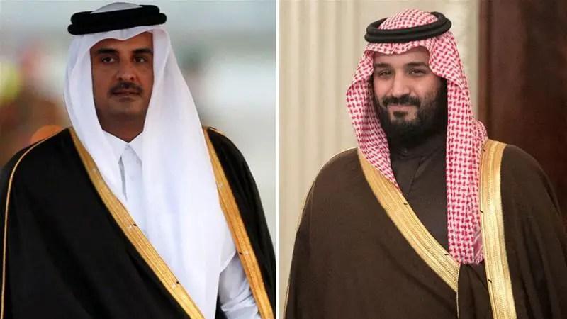 زيارة سرية   .. قطر تعرض على السعودية قطع علاقاتها مع   الإخوان المسلمين   لإعادة العلاقات بينهما