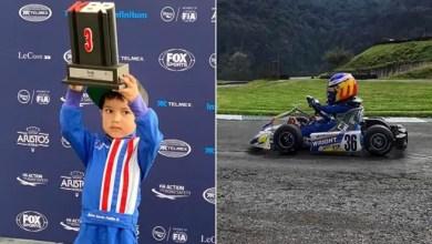 Photo of يحمل رخصة قيادة للسيارات الرياضية .. طفل مكسيكي معجزة سباقات بعمر 4 سنوات !