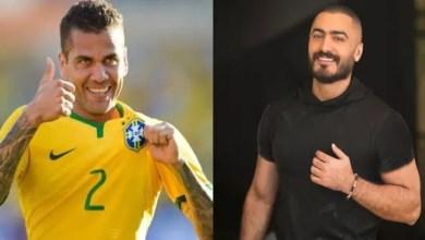 """Photo of """" يولع الدنيا """" .. نجم المنتخب البرازيلي يغني بالعربية مع تامر حسني ( فيديو )"""