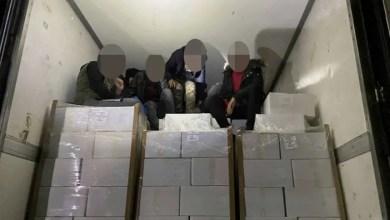 Photo of ألمانيا : الشرطة تنقذ 11 لاجئاً كانوا في ثلاجة شاحنة قبل أن يختنقوا
