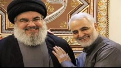 Photo of صور لسليماني و نصر الله تنشر لأول مرة
