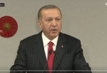 """Photo of أردوغان يتحدث عن تطورات أزمة فيروس كورونا في تركيا .. حملة التضامن جمعت هذا المبلغ و الكمامات """" مجانية """""""