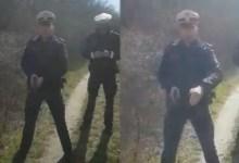 Photo of النمسا : فيديو يظهر رفع الشرطة سلاحها في وجه رجل و كلبه يثير جدلاً