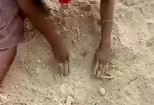 Photo of رضيع هندي دفن حياً .. ثم نجا من الموت بأعجوبة