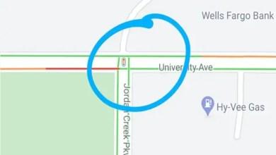 "Photo of جديد خرائط "" غوغل "" .. إظهار إشارات المرور"