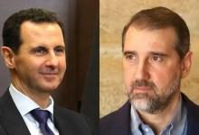Photo of أمام عناصر برلمانه .. بشار الأسد يوجه رسالة لرامي مخلوف