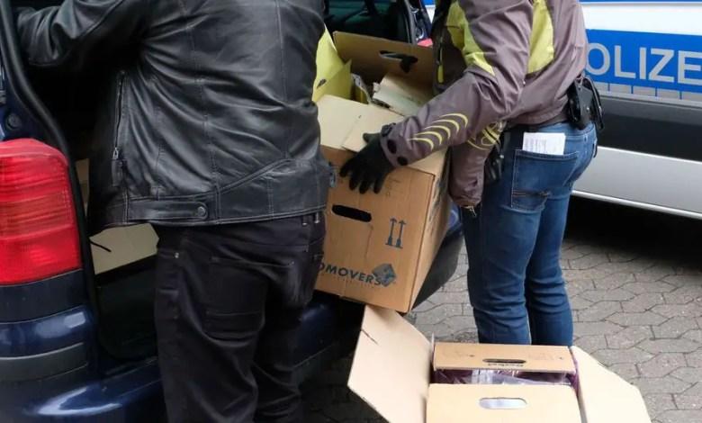 Photo of مداهمات لشقق و مكاتب في ألمانيا على خلفية اشتباه في غسيل أموال و تهرب ضريبي
