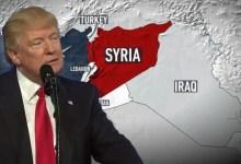 صورة تصريحات جديدة لترامب حول النفط السوري