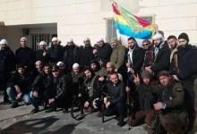 """صورة السويداء : حركة """" رجال الكرامة """" تتحدث عن تجنيد النظام للفقراء و العاطلين عن العمل كمرتزقة للقتال في ليبيا"""