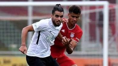 صورة لعب في الدوري السوري و وصل إلى ميونخ مع شظايا في جسده .. صحيفة تسلط الضوء على قصة لاعب كرة قدم سوري في ألمانيا