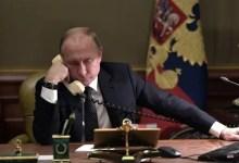 صورة رئيس الوزراء الأرميني يطلب من بوتين بدء مشاورات لضمان الأمن في ظل النزاع مع أذربيجان