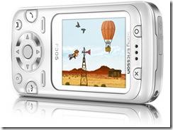 Sony Ericsson F305 Motion Gaming Phone