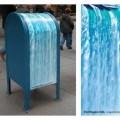 Niagara Şelalesi Posta Kutularında Olursa?
