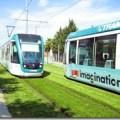 Şehir Planlama Yeşil Tramvay yolu