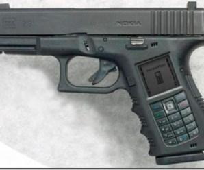 Silah Telefon Konsepti