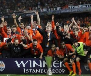 2009 UEFA Kupası Shakhtar Donetsk 2-1 Werder Bremen Maç Özeti İzle
