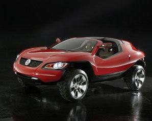 Volkswagen Concept T: Harika Bir Araba