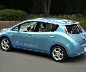 Nissan LEAF Elektrikli Araba