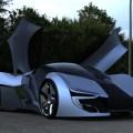 Hızlı ve Öfkeli 2025: Aerius Konsept Araba