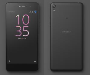 Sony Xperia E5 Resmileşti!
