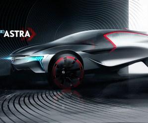 2030 Model Opel Astra Konsept Tasarımı