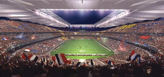 Stade de France-Euro 2016