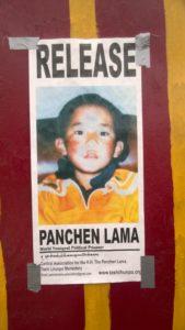 pro tibet posters