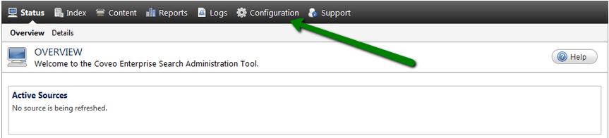 Coveo_Admin_Configuration