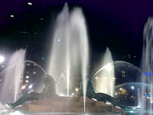 Logan Square, Philadelphia (place I wrote this down)