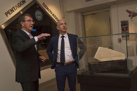 Jeff Bezos Amazons grunnlegger