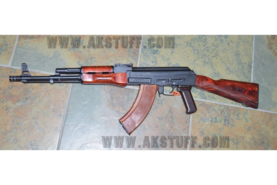 Bulgarian Milled Ak Wood Stock Set