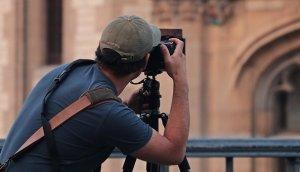 an experienced photographer