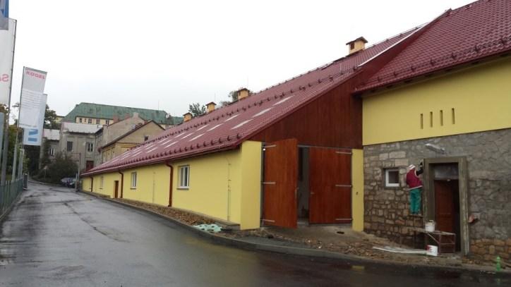 střecha, střešní konstrukce