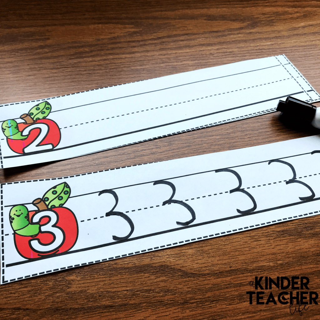 Math Centers For The Beginning Of The Year Freebie