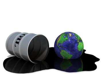 Ist unsere Erde aktuell überschwemmt mit Öl ?