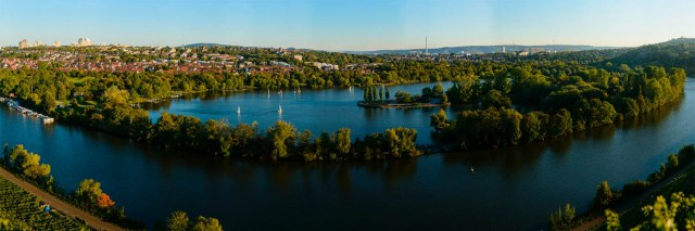 zu den Gigapixel-Panorama - Max-Eyth-See in Stuttgart