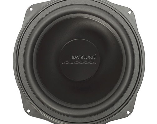 Ghost subwoofer