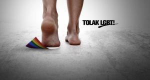 Tolak LGBT (Aktual/Ilst.Nlsn)
